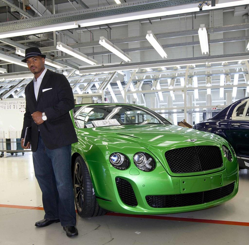 Bentley Factory Tour in Crewe, England