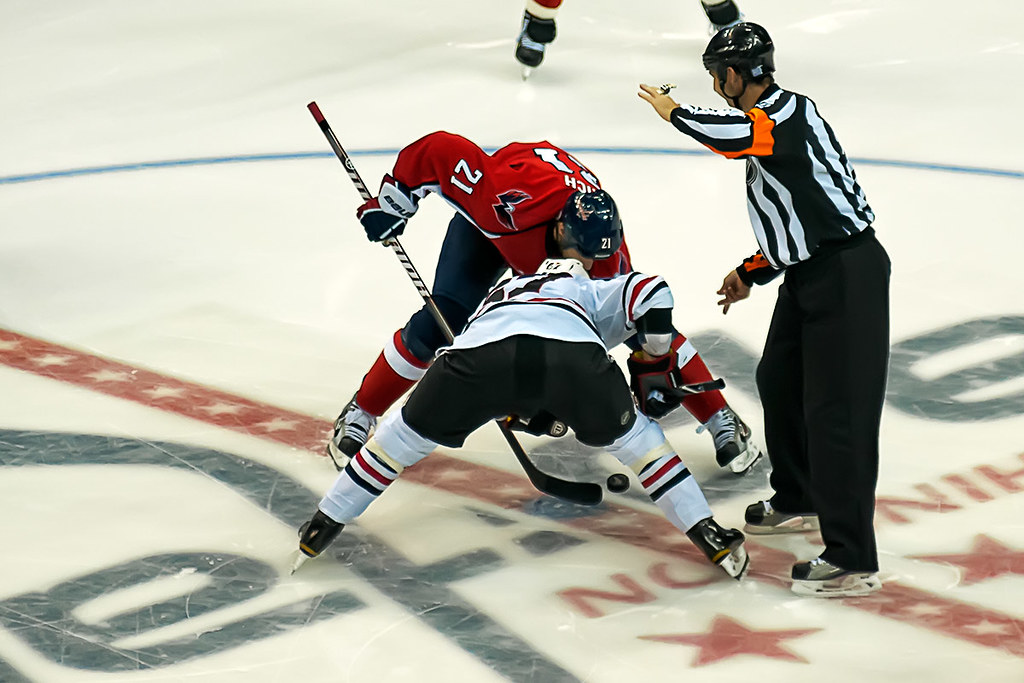 Image result for caps faceoff