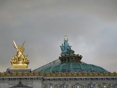 Paris, Opera detail