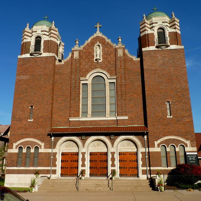 Celebrating 150 Years St Paul 39 S Catholic Church In Negaun Flickr Photo Sharing