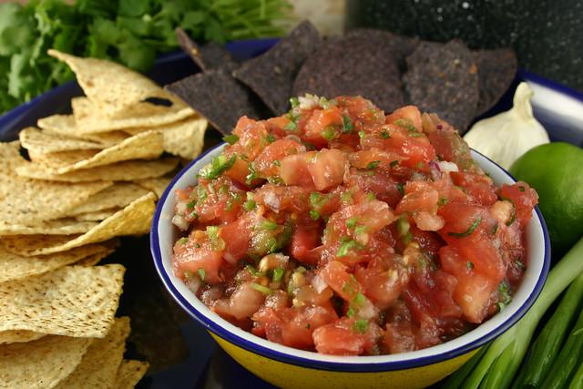 Glory Foods Fresh Tomato Salsa | Flickr - Photo Sharing!