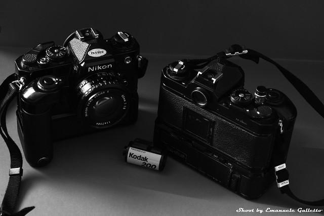 Nikon BW