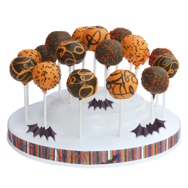 Halloween cake pops - a gallery on Flickr