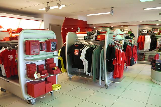 Ferrari專賣店