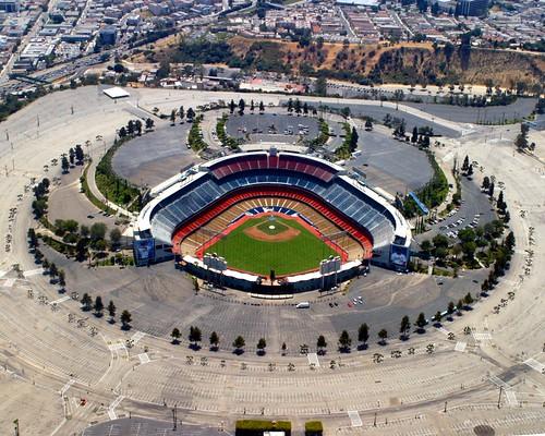 Dodger Stadium 8X10