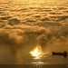 Golden Clouds by Nicholas Ferrary