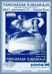 2011. szeptember 12. 23:22 - Táncházak Éjszakája a Gödör Klubban
