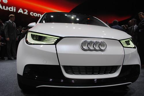 Audi A2 Concept e-tron