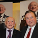 Michael D. Higgins and Labour Councillors