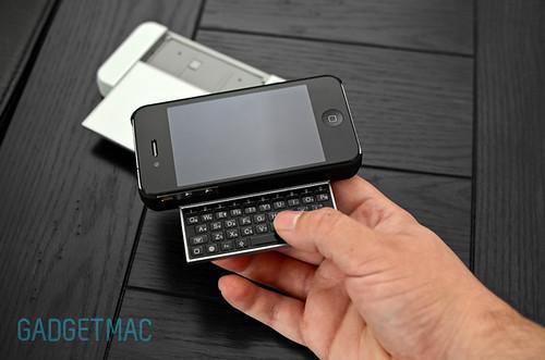 iPhone 4 Keyboard