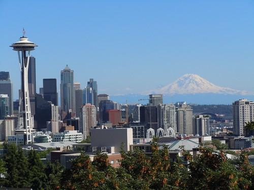 Summer hits Seattle