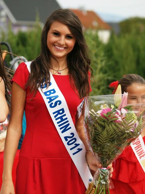 Emilie Koenig (Miss Alsace 2012)