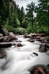 Long Exposure Water