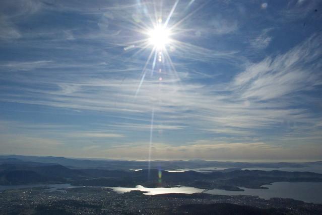 Tasmania - Mt Wellington - 19/09/2011
