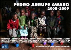 Pedro Arrupe Award 2008-2009