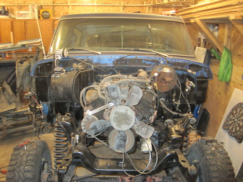 My 78 Bronco Project (Daddy's Big Truck) - Ford Truck ...