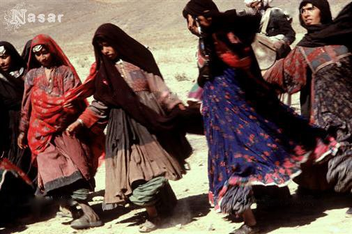 Afghan Girls Attan