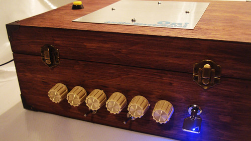 Etherodyne Synth 4 by On! Electronics