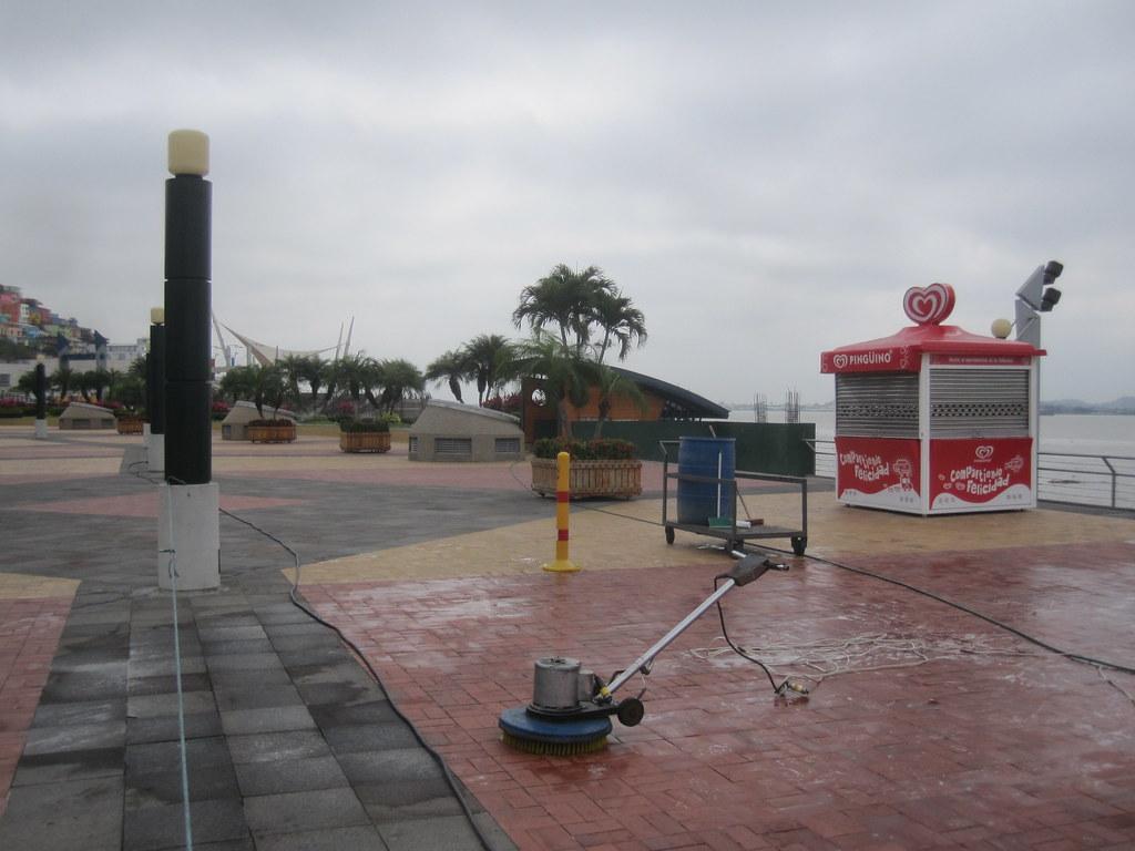 Guayaquil Ecuador Buffers