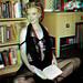 24-Marilyn Monroe-Black Lingerie #2 [1952] (Anaglyph) by Phaota2