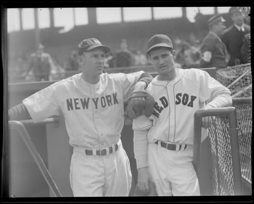 Yankee & Red Sox