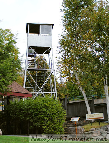 50 Old Whiteface Fire Tower