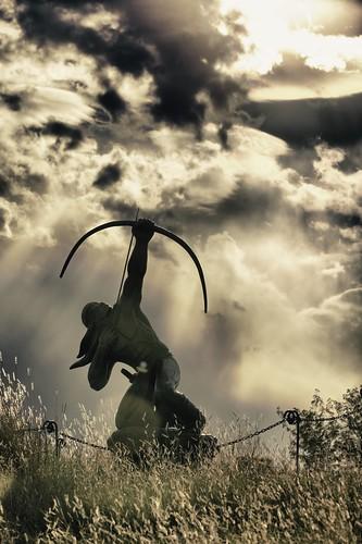Sacred Rain Arrow HDR - 無料写真検索fotoq