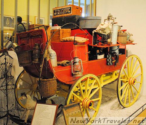 29 Peddler Wagon