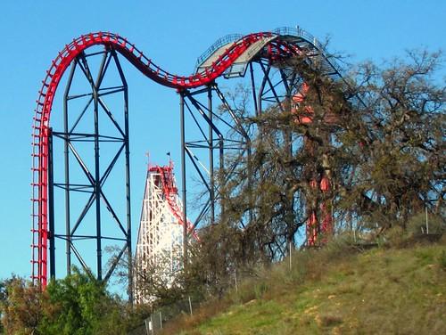 Six Flags Magic Mountain 001