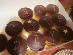 cake(0.0), chocolate truffle(0.0), peanut butter cup(0.0), muffin(0.0), edible mushroom(0.0), baking(1.0), petit four(1.0), buttercream(1.0), bonbon(1.0), ganache(1.0), cupcake(1.0), food(1.0), icing(1.0), chocolate(1.0), praline(1.0),