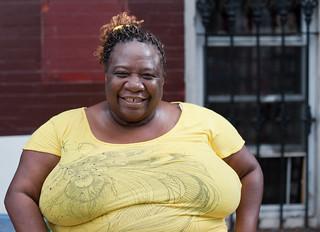 Felicia: Bushwick, Brooklyn