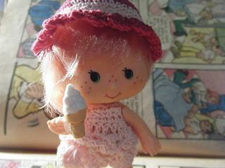 una princesita bien dulce...