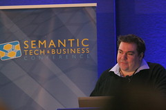 John O'Donovan of The Press Association at Semantic Tech & Business, London, 2011