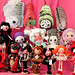 Boopsiedaisy dolls collection! by Ana Camamiel