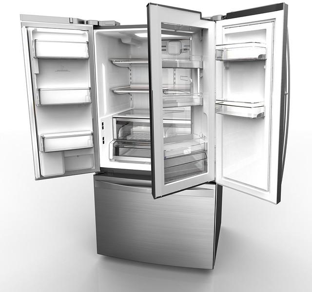 Refrigerator Troubleshooting: Kenmore Elite Refrigerator