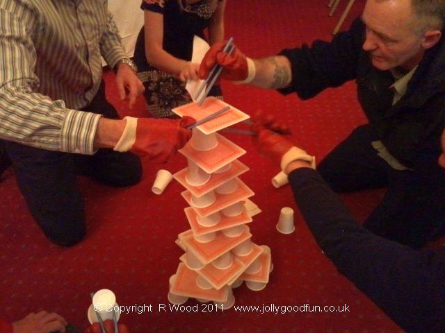 Entertainment for adults at a christmas party flickr for Party entertainment ideas for adults