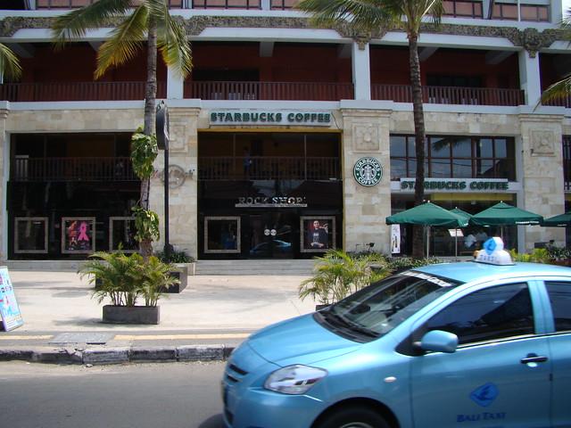 Bali  Starbucks