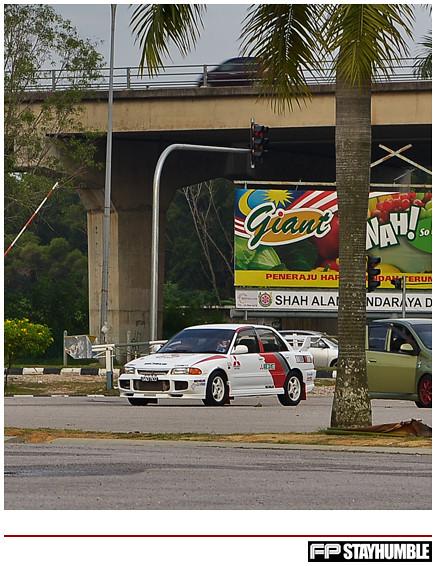 FP | EVOIII WRC Replica