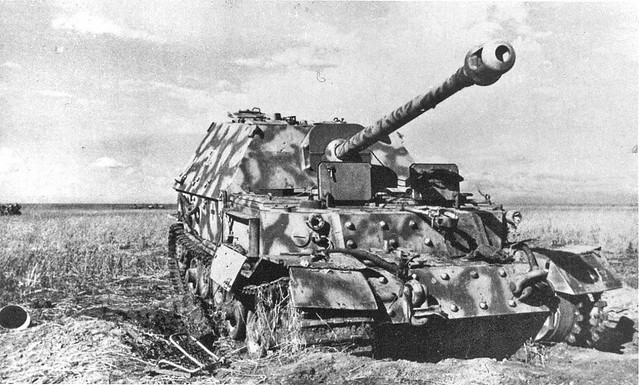 German Tank Wrecks http://www.flickr.com/photos/16118167@N04/6191464777/