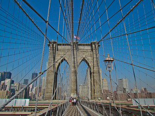Brooklyn Bridge, NewYork