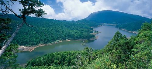 翠峰湖環山步道 。 圖片提供:羅東林區管理處