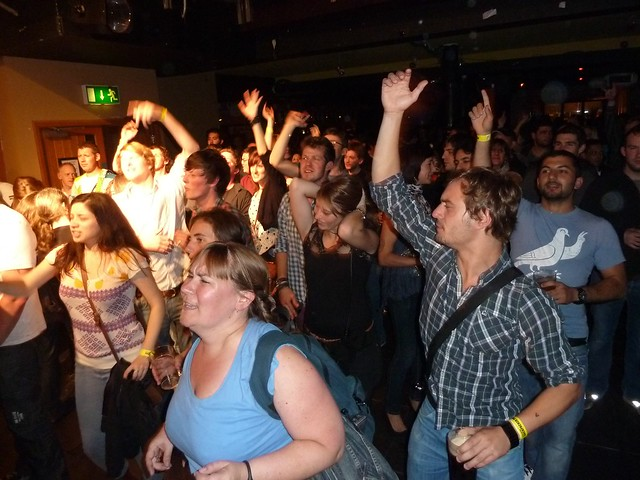 Hostel party in Dublin by flickr user baranclesdublingalway