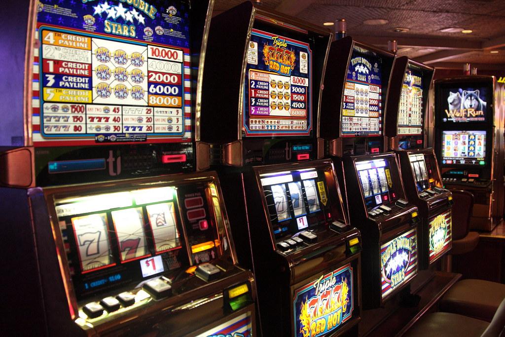 slot machine band