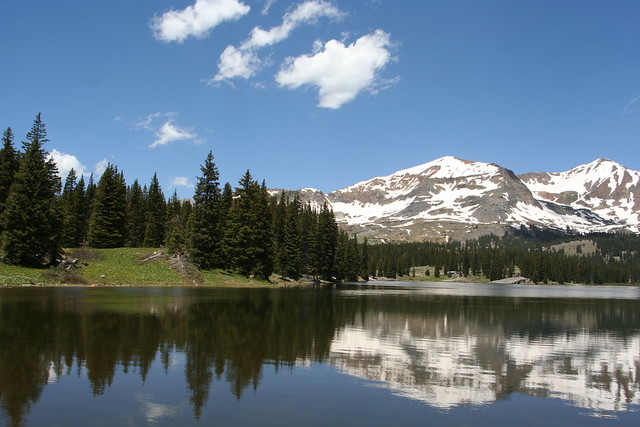 Lake irwin north of crested butte flickr photo sharing for Crested butte fishing