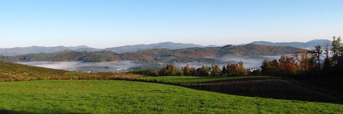 landscape northcarolina blueridgeparkway deepgap westernnorthcarolina southernappalachians ccbyncsa