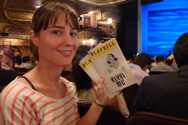 0537 - Mamma Mia @ Winter Garden (Broadway)