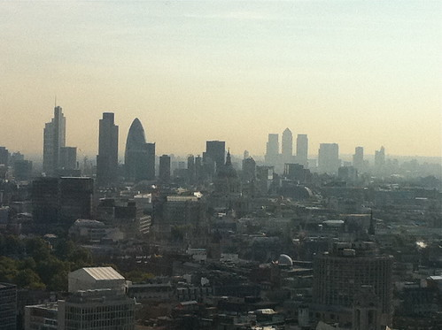 View from Centrepoint, London | by Rev Stan