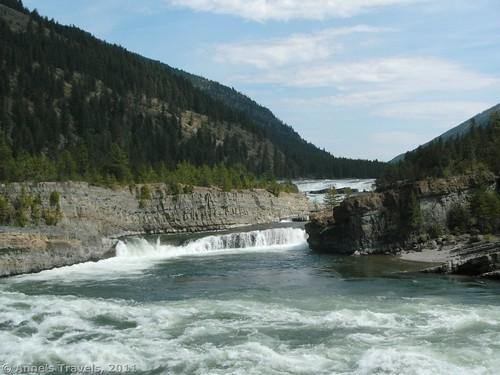 Kootenai Falls, Montana