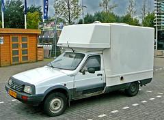 Citro�n C15 D camper (mobilhome), 1996, Amsterdam, Nieuwe Hemweg, 09-2010