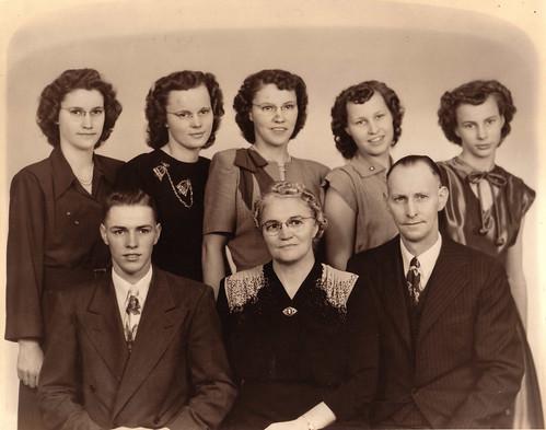 John Stap Family
